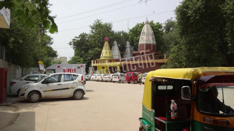 ヒンドゥ教のお寺